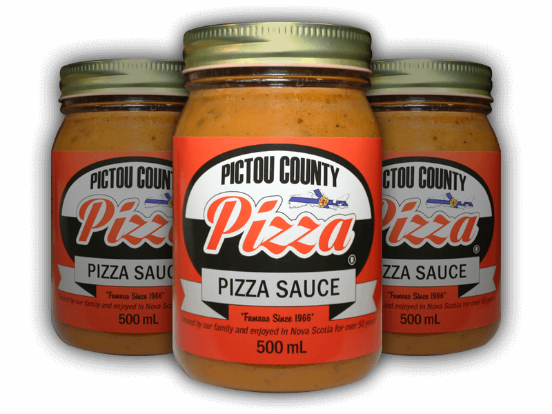 Pictou County Pizza Sauce